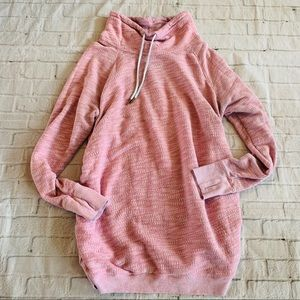 Isabel Maternity Cowl Neck SweatShirt Size XL
